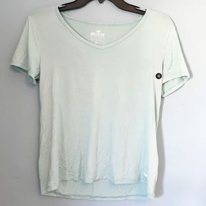 HOLLISTER MUST HAVE COLLECTION EASY T-SHIRT BLUE